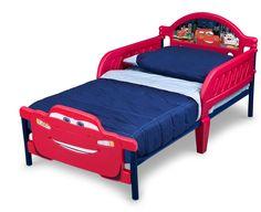 Cama Disney Cars para niños. 12BB86680CR+COLCHÓN (BB86973CR). INCLUYE COLCHÓN, IndalChess.com Tienda de juguetes online y juegos de jardin