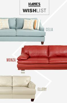 1000 Images About Sofas On Pinterest Loveseats Sofas