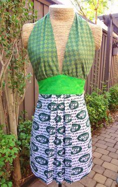 another NY Jets apron