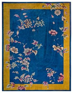Chinese Art Deco Carpets - asian - by Rahmanan Antique & Decorative Rugs