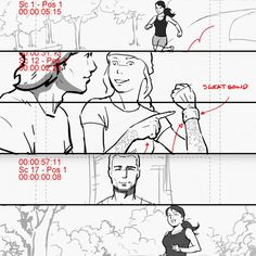 Storyboard, Envy, Artsy, Tutorials, Drawings, Illustration, Happy, Movie Posters, Pictures