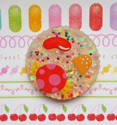 Candy Magnet Resin Magnet Kitchen Magnet by SparkleKittyResin Magnets, Resin, Candy, Unique Jewelry, Sweet, Handmade Gifts, Kitchen, Etsy, Kid Craft Gifts
