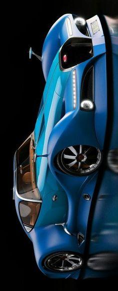 Bugatti 12.4 Atlantique Concept