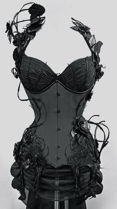 punta-Steampunk BURLESKA Bolero Dreaming dita matrimonio-gothic-WGT-ROMANTIC