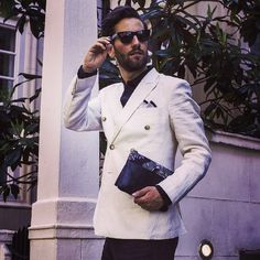 Tailor4Less (@tailor4less) | This is how @matthewzorpas flaunts his custom made suit jacket. Find it on Tailor4less.com Style: Makena #Tailor4Less #menswear #suitjacket #instafashion #style | Intagme - The Best Instagram Widget