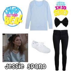 Saved by the Bell: Jessie Spano