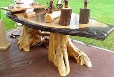 Handcrafted Table |Custom Made |Rustic Furniture