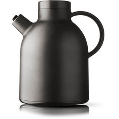 MENU Kettle ThermoJug featuring polyvore, home, kitchen & dining, serveware, carbon, tea jug and thermo jug