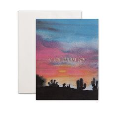 It Was Always You Card | With Envelope