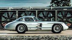 """1,057 Likes, 9 Comments - Cars Neil Cruickshank (@cars_neilcruickshank) on Instagram: """"Mercedes 300SLR Uhlenhaut"""""""