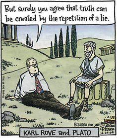 I want to hear Plato's answer