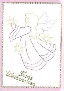 Perlentis-Manu: Die nächsten zwei Weihnachtskarten