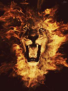 Spirit of lion
