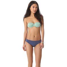 Prism St. Tropez Bandeau Bikini Top