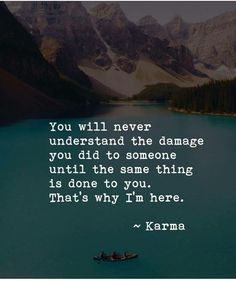 Sharing some great quotes on karma and hope you all be positive and spread the same. I believe in good karma, do good get good! Funny Karma Quotes, Bitch Quotes, True Quotes, Book Quotes, Motivational Quotes, Inspirational Quotes, Quotes About Karma, Karma Quotes Truths, Quotes Motivation