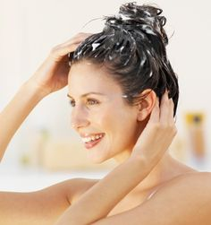 7 Easy Tips to Increase Hair Volume Naturally #grow thick volume of hair.