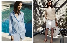 H&M SHOWS HOW TO DO POOLSIDE LOOKS SANS THE SWIMSUIT