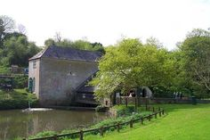 Claverton pumping station - part of Bath's industrial heritage