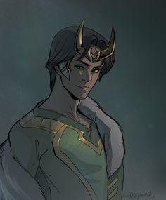 Loki in Agent of Asgard by SulaMoon.deviantart.com on @deviantART