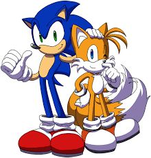 Sonic and Tails Brothers Forever
