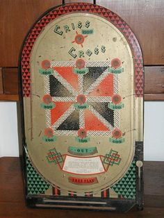 folk art bagatelle - Google Search