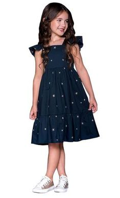 New fashion kids sport girls ideas - Kids outfits - Baby Summer Dresses, Little Girl Outfits, Little Girl Fashion, Little Girl Dresses, Kids Outfits, Girls Dresses, Baby Dresses, Summer Baby, Dress Summer
