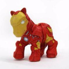 Iron Man/My Little Pony.