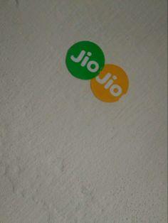 jio wall