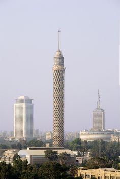 Cairo Tower, EGYPT