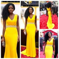 Looking stunning in yellow #stylepantry