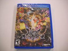 Muramasa Rebirth Import US PS Vita