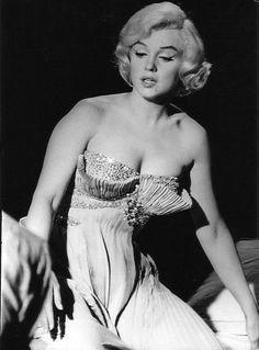 Marilyn Monroe in Let`s Make Love, 1960.