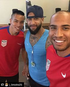 #Repost @j_brooks25  Just arrived in Miami  looking forward to our transition camp! #usmnt #wallofbrooks #JayB