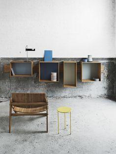 Vario bookcase @ wedowood.dk