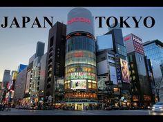 Japan / Tokyo (WOW Amazing!!!) Part 1 - YouTube
