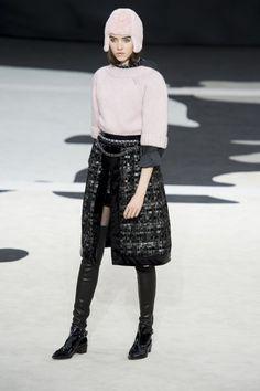 Chanel Fall 2013 Runway Look 42 - Lyst
