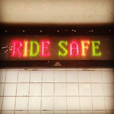RIDE SAFE> Chris Mosier.