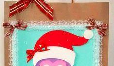 Você pode decorar sacola de papel para presente de forma bem divertida para encantar ainda mais quem receber o seu presente.