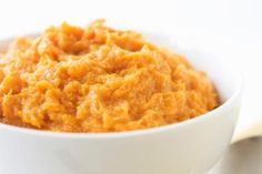 How to make mashed sweet potatoes - Anthony-Masterson / Getty Images