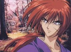 kenshin - only attractive red head boy.