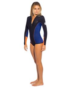 54ab69f027 Rip Curl G-Bomb Long Sleeve Booty Spring Suit
