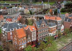 Madurodam, The Hague, Holland