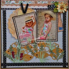 FERNS CREATIONS: Grandma... theres something in the water!!! SOUS Die Cut Challenge