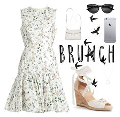 """""""Mother's Day Brunch"""" by nina-ann on Polyvore featuring Giambattista Valli, Bueno and Roberto Coin"""