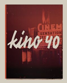 KINO 40 by les83machines