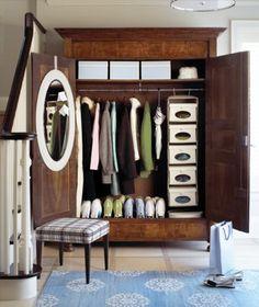 Plush Palate: Spring Cleaning: Closet Inspiration