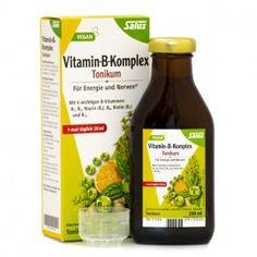 B-Vitamin Komplex Étrend-kiegészítő szirup 6 fontos B-vitaminnal: B1, B2, B3, B6, B7 és B12 B Vitamin Komplex, Biotin, Pure Leaf Tea, Vegan, Pure Products, Drinks, Bottle, Food, Drinking