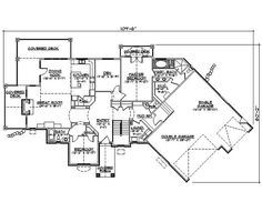 This 2378 square feet traditional style 5 bedroom, 4 bath with 3 garage  The floor plan features suited for corner lot, wet bar, split bedrooms, kitchen island, walk-in closet, covered rear porch, mud room, nook/breakfast area/dining, walk-in pantry/cabinet pantry, suited for sloping lot, media room, exercise room, den/office/study/computer, side-entry garage, open floor plan, suited for view lot, covered porch, hobby/rec room/game room, peninsula/eating bar, storage area, great room/living…