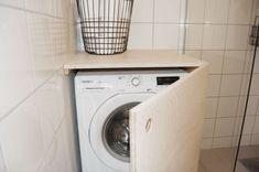Bilderesultat for bygge inn vaskemaskin