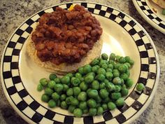 Schechter Family Blog: Sloppy Lentils - Vegetarian Sloppy Joes